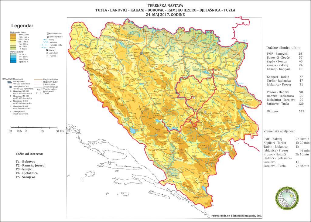 PMF_Bobovac_Ramsko_jezero_Bjelašnica_PMF