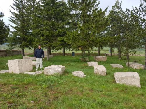 5 nekropola stecaka Dugo polje
